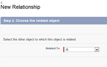 salesforce many to relationship same object evinces