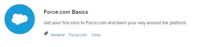 Force.com Basics