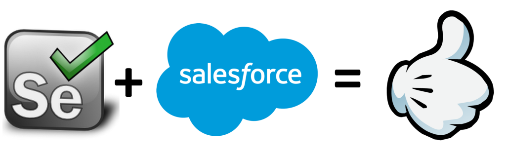 Selenium and Salesforce