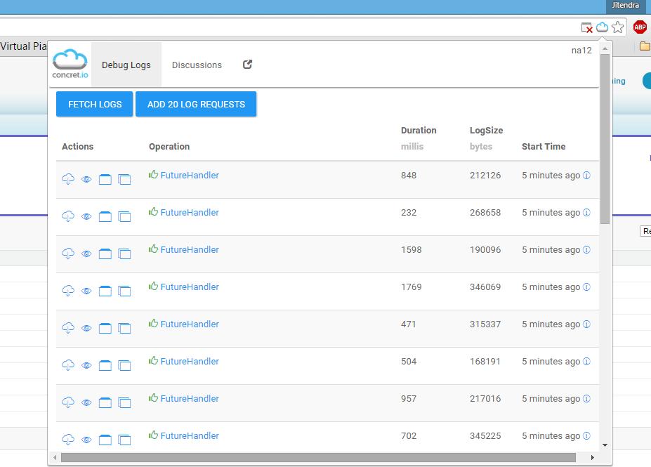 Chrome extension - Salesforce Developer Tool Suite