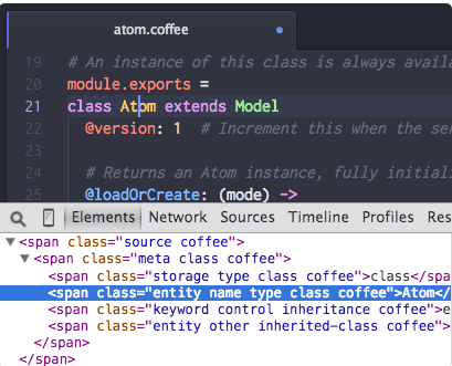 Salesforce IDE - Atom Plugin