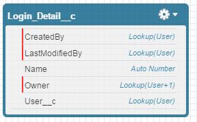 Salesforce Login Flow - Custom Object