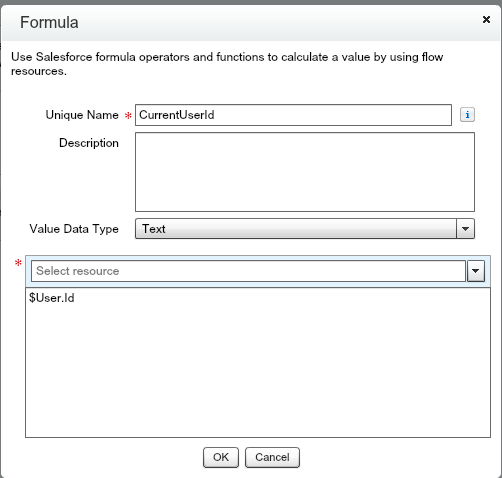 Salesforce Login Flow - Formula Field