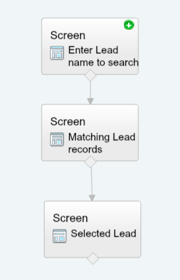 Flow screens for Lookup field