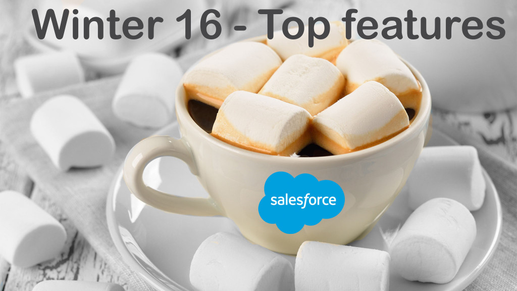 Salesforce Winter 16