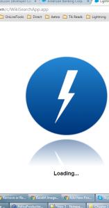 Customized default loading message in Salesforce lightning