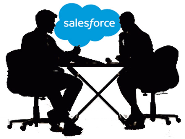 Starting career in Salesforce