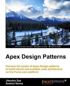 Apex design pattern book
