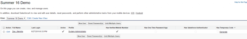 User Identification Verification method Salesforce Summer 16User Identification Verification method Salesforce Summer 16