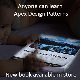 Anyone can learn Salesforce Apex design patterns