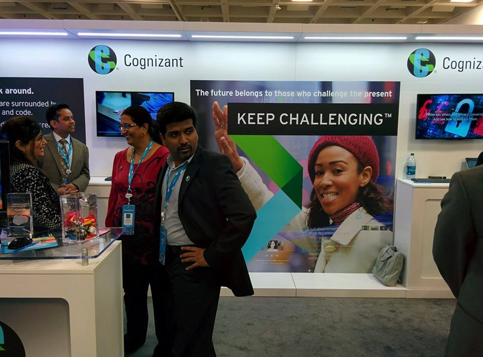 Cognizant in Dreamforce