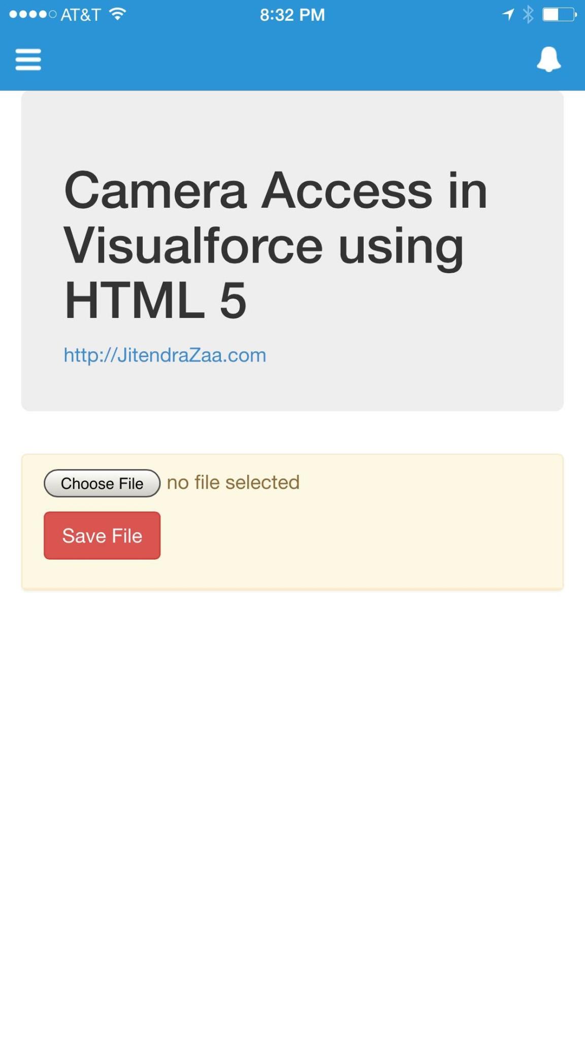 Salesforce 1 – Jitendra Zaa's Blog