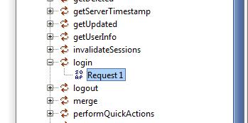 soapUI Salesforce login binding