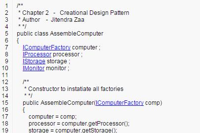 Google chrome Apex class linking