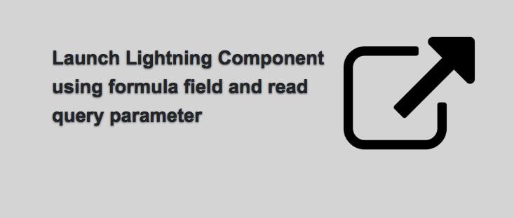 Read Query Parameter in Lightning Component – Jitendra Zaa's Blog