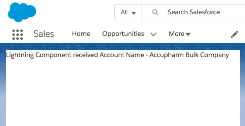 Read URL Parameter in Salesforce Lightning Component